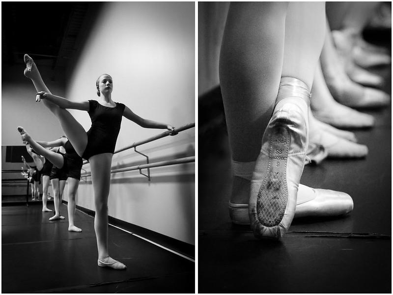 Ballet BW