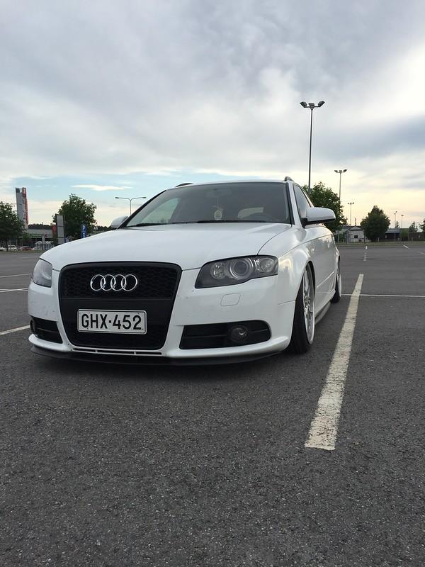 Zoml: Audi A4 B7 Avant //Mätäs Crew - Sivu 4 27309642264_556b4332ba_c