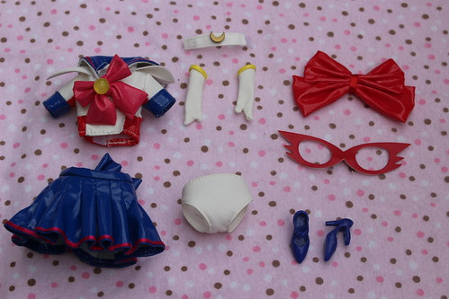 Sailor V stock
