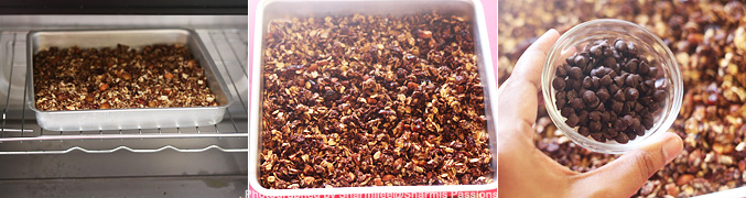 How to make Chocolate Granola Recipe - Step6