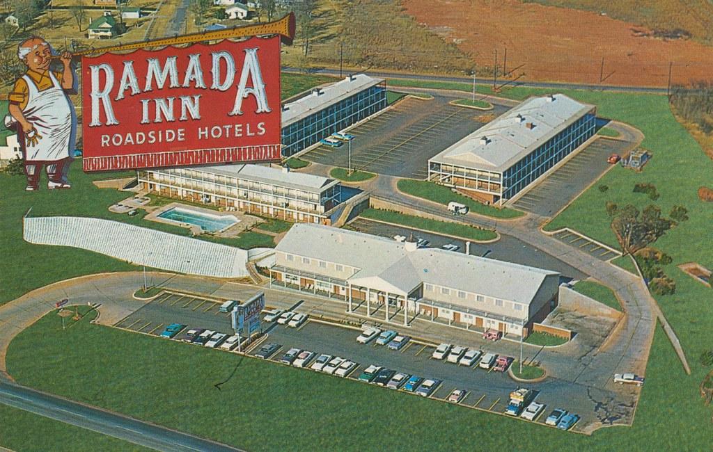 Ramada Inn - Oklahoma City, Oklahoma
