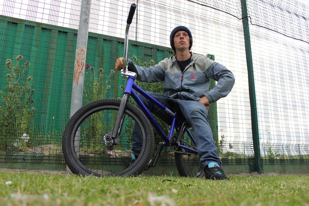 Sean Kelly Proper Bike Co Bmx Rider Sunderland Uk Jonathan