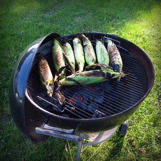 Mexican-Style Roasted Corn | by shannonpatrick17