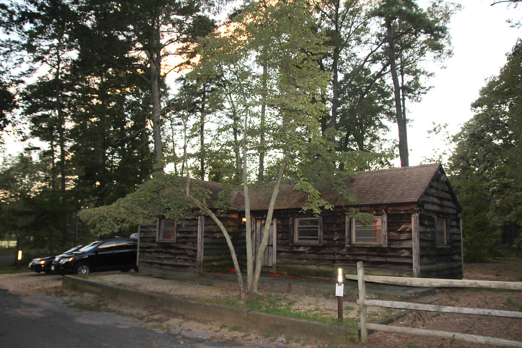 Wonderful ... SouthJerseyDevil Historic Cabin 18 At Parvin State Park | By  SouthJerseyDevil