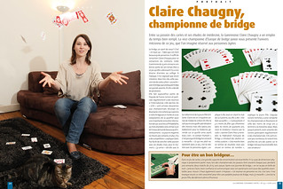 Claire Chaugny | by Christophe Taamourte