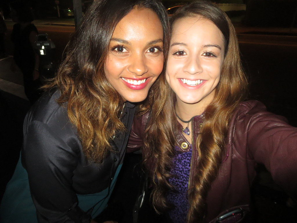Jessica Lucas All My Favorite Peeps From Emmy Week Chec