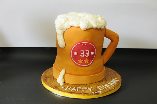 Beer Mug Cakes Pictures