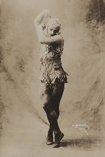 Vaslav Nijinsky in Le Spectre de la rose, Ballets Russes, 1911 | by Royal Opera House Covent Garden