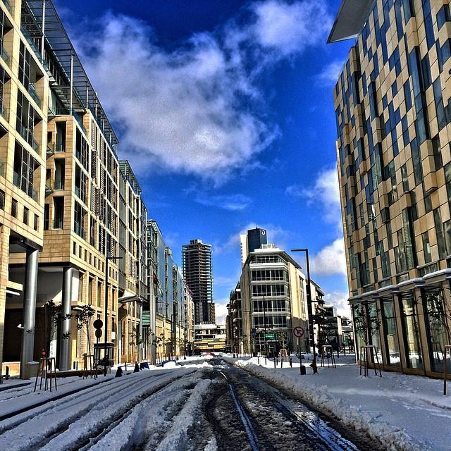 Ammanabdaliboulevard Snowcityscape Love Whatlovesaboutjordan Everydayamman