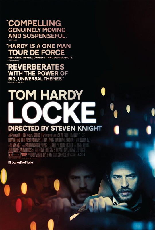 Locke - Poster 2