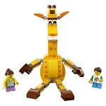 Exclu Toys R Us LEGO 40228 Geoffrey & Friends 3