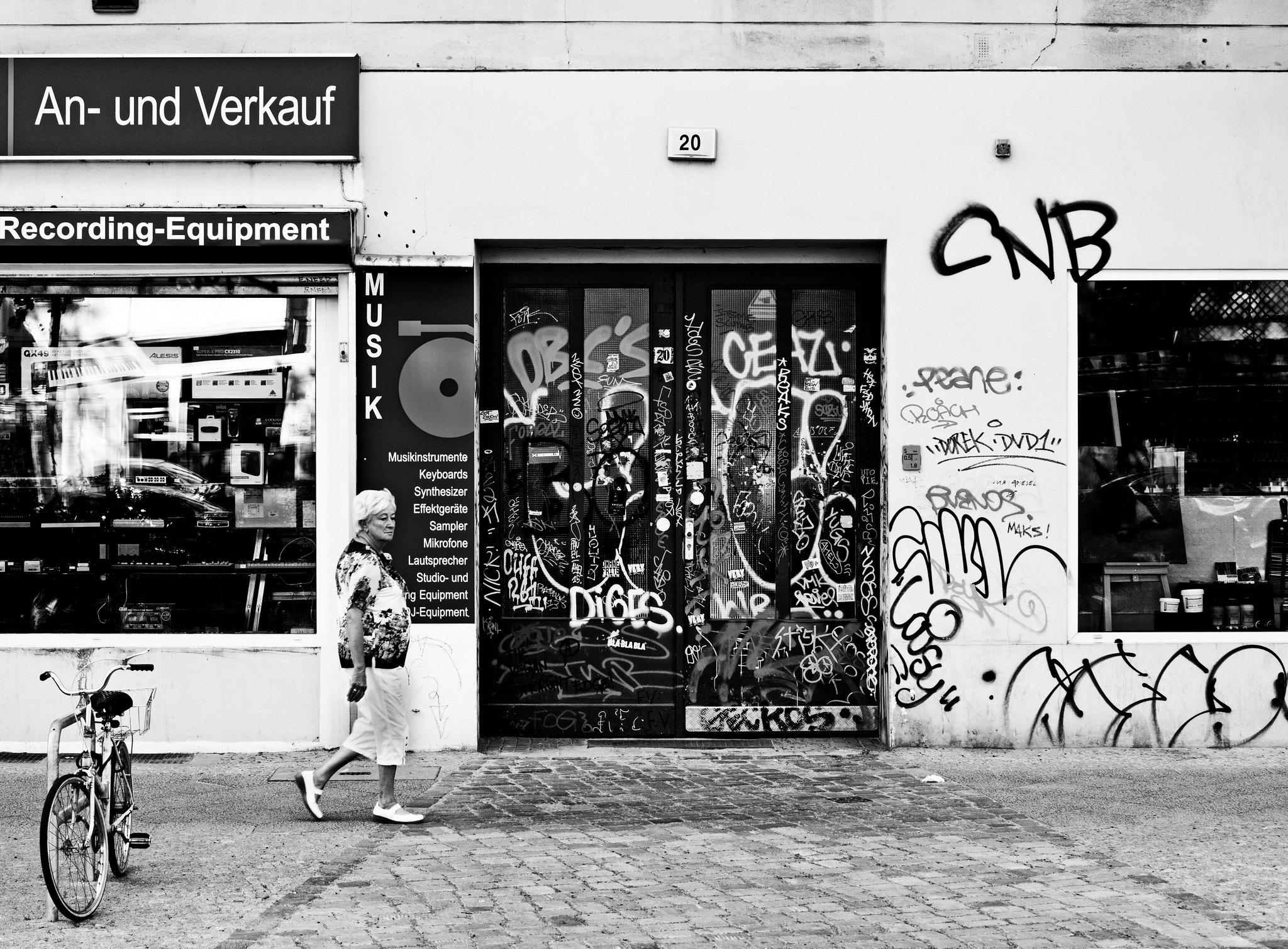 music // berlin friedrichshain
