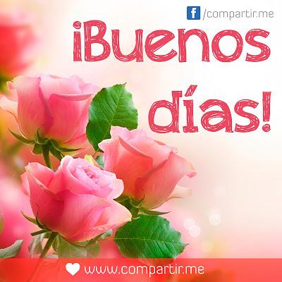 Frases De Amor Rosas Con Mensaje De Buenos Dias Para Face Flickr