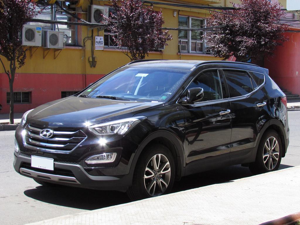 Hyundai Santa Fe 2.4 4WD 2014 | RL GNZLZ | Flickr