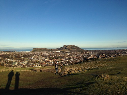 Arthur's Seat | by knitahedron