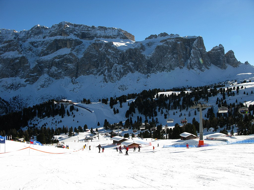 Val Gardena - Best Ski Resort In North-Western Italy