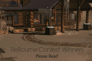 ReBourne WinterWonderland Contest Winners | by Ruby Velaystar