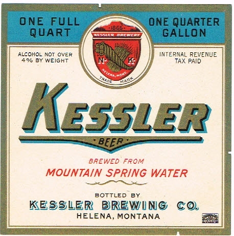 Kessler-Beer-Labels-Kessler-Brewing-Company