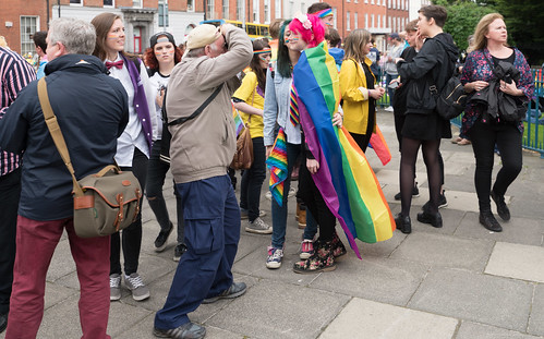 PRIDE PARADE AND FESTIVAL [DUBLIN 2016]-118029 | by infomatique