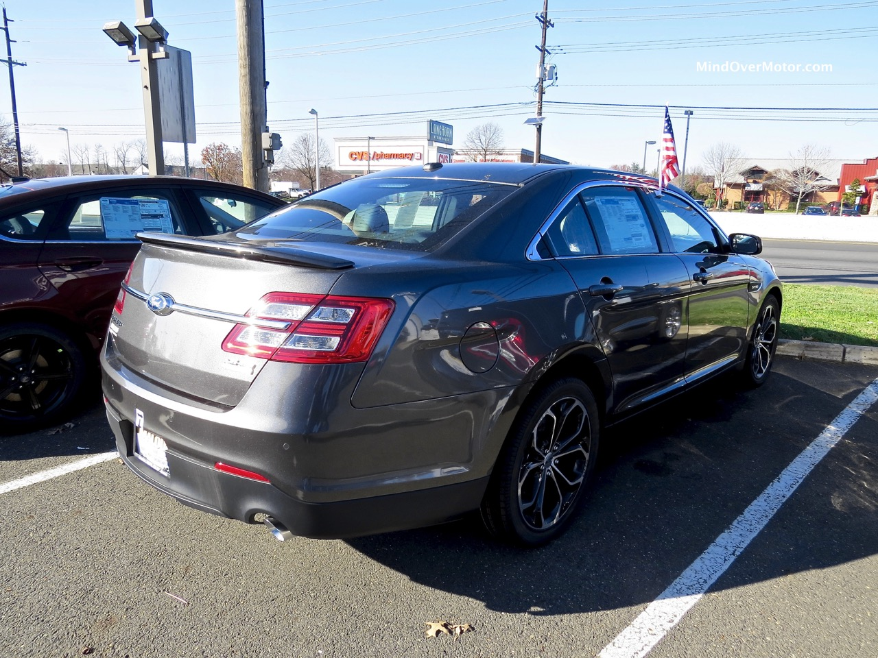 Ford Taurus SHO vs Chevrolet SS, Head To Head | Mind Over Motor