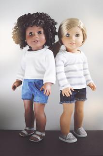 Shorts - Jean Variety