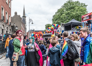 PRIDE PARADE AND FESTIVAL [DUBLIN 2016]-117977 | by infomatique