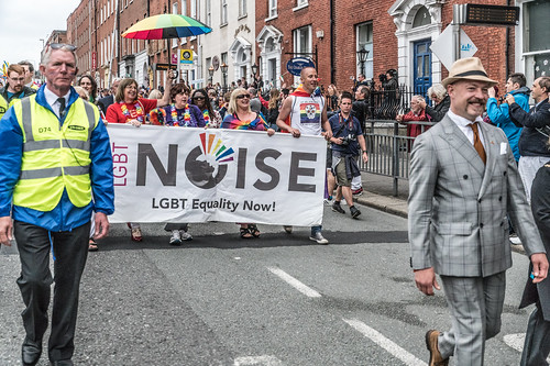 PRIDE PARADE AND FESTIVAL [DUBLIN 2016]-118049 | by infomatique