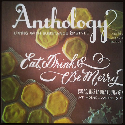 """Anthology"" Magazine 