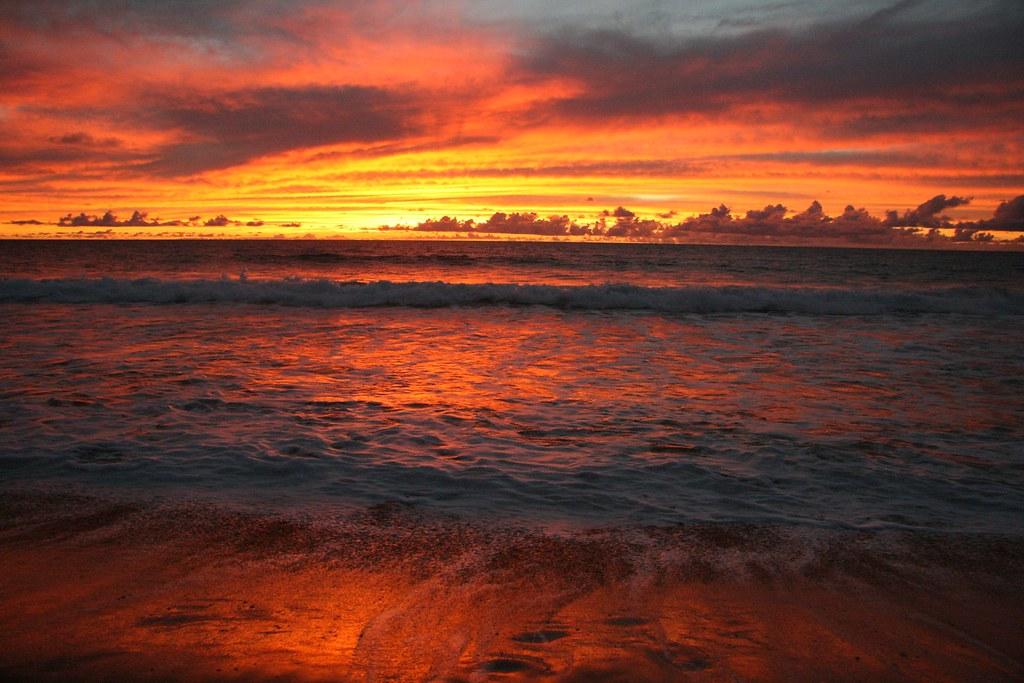 Image result for kauai sunset couple