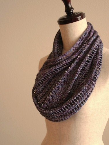 dateline cowl | by knittimo