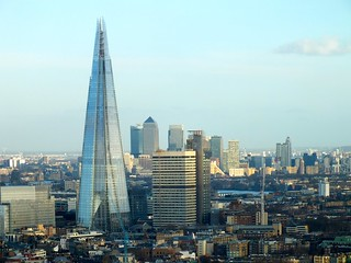 Shard and Guys Hospital | by capitalKid