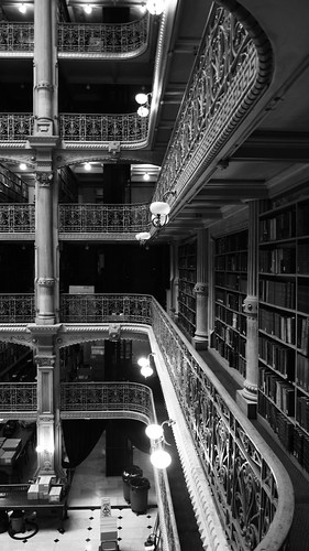 George Peabody Library, Johns Hopkins University | by camera_obscura [busy]