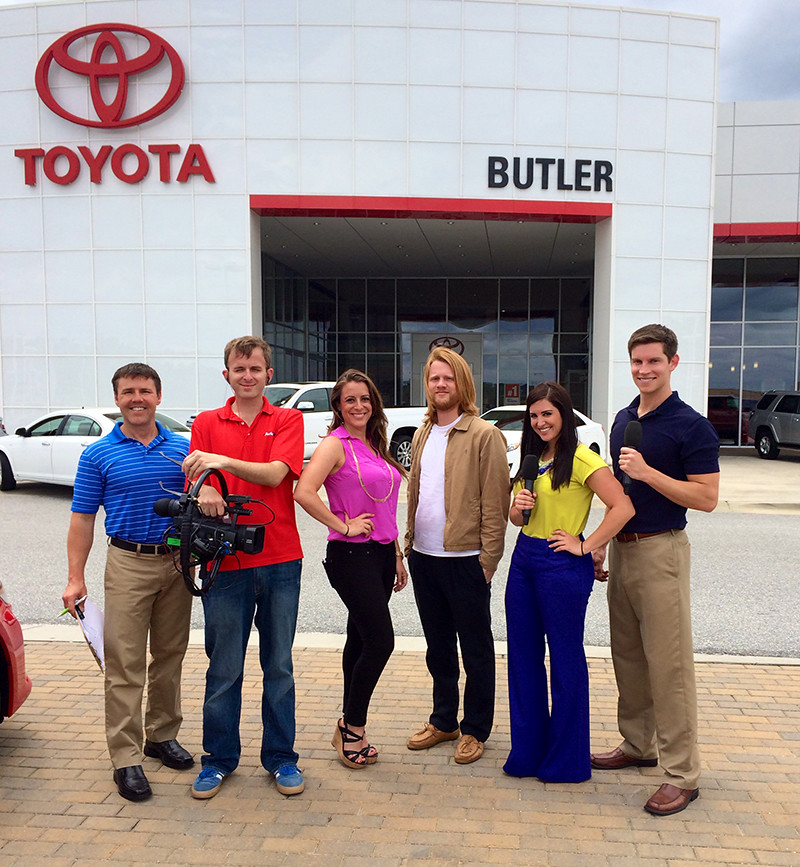 Amazing By Automotive The AutoAd Team Making High Performance Commercials At Butler  Toyota In Macon. | By Automotive