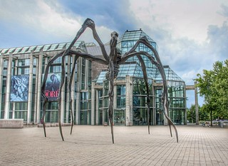 Ottawa Ontario ~ Canada ~ National Gallery of Canada ~ Maman Sculpture ~ Spider | by Onasill ~ Bill Badzo- - Returning Comments