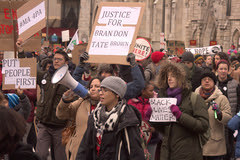 Martin Luther KIng Day March 2015