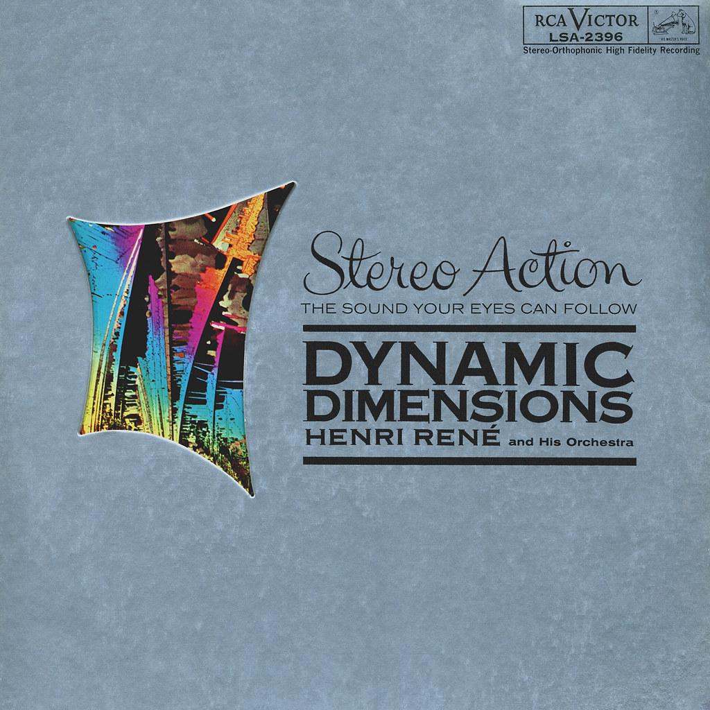 Henri René - Dynamic Dimensions
