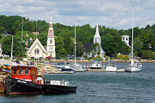 Mahone Bay | by baldheretic