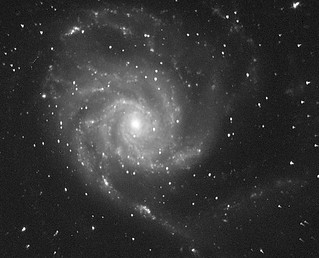 M101 galaxy | by Observatori Estels