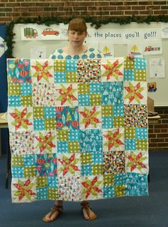 Kate Christmas Quilt | by BostonMQG