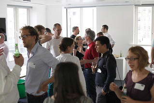 ODI - Members Networking Event - July 2013 | by OpenDataInstitute