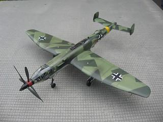 Luft 46 Heinkel P1055-01 -16 Waffenigel | Based on the ...