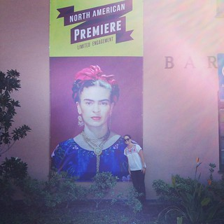 Frida Kahlo exihibit | by africankelli
