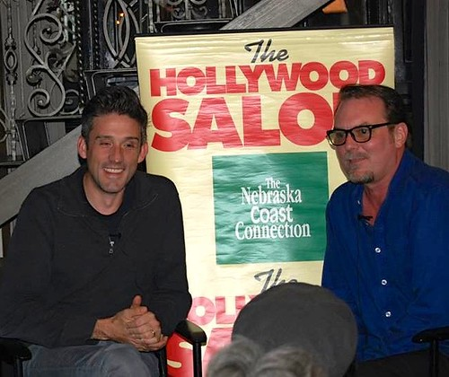 "Jon Bokenkamp (""The Blacklist"") Salon with Todd Nelson 