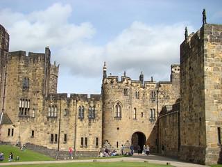 046 Alnwick Castle