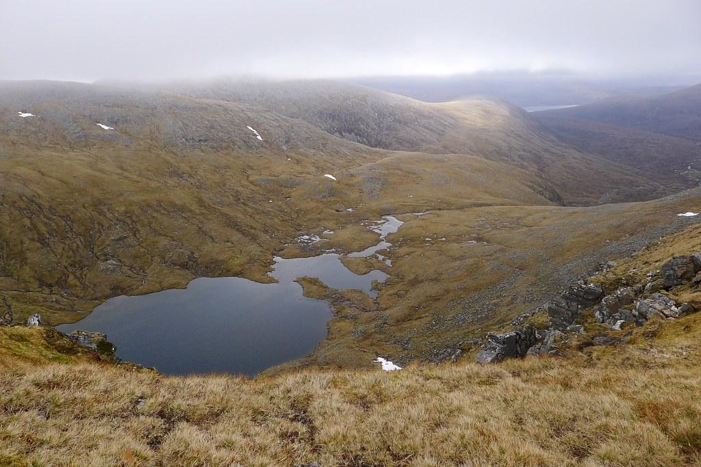 Loch an Fhuar Thuill Mhoir