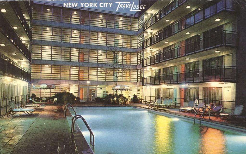 TraveLodge - New York, New York