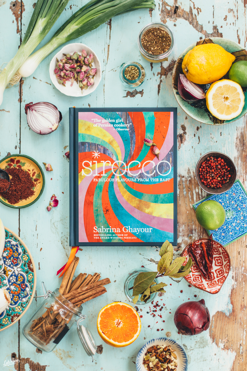 Sirocco Cookbook Review by Sabrina Ghayour | Lab Noon by Saghar Setareh-9