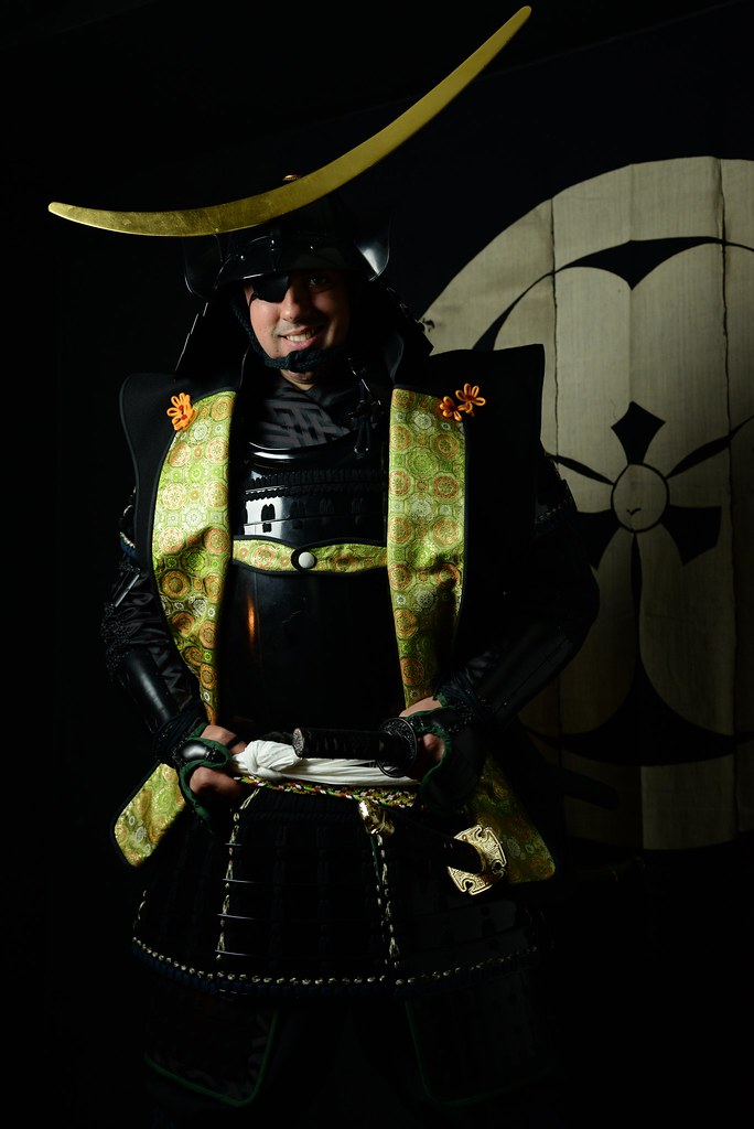 Samurai Armor PS_10