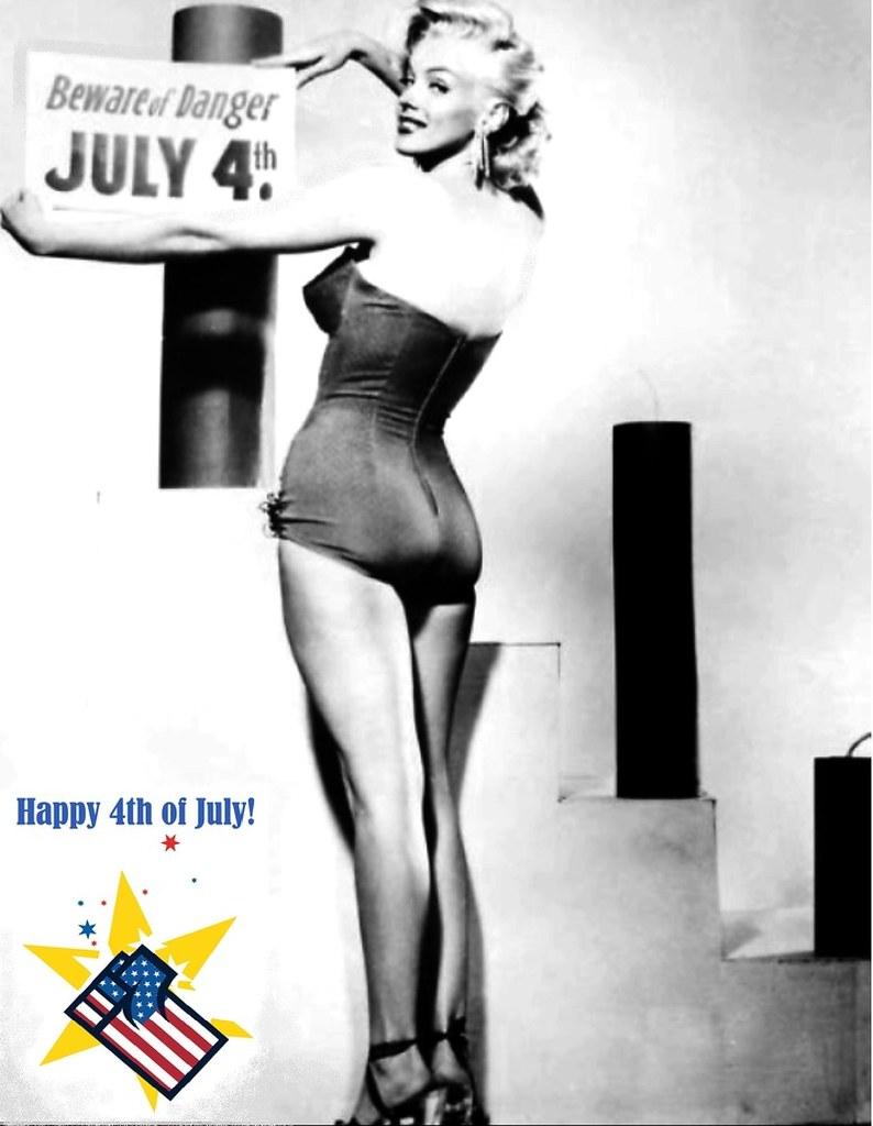 Marilyn Monroe pin up queenm 1953 | John Irving | Flickr