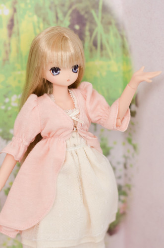 Aika Is Freed from the Plastic | by sweetmilktea ♥